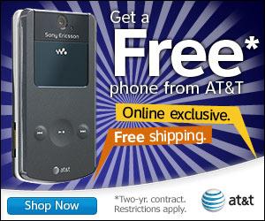 AT&T Camera Phone